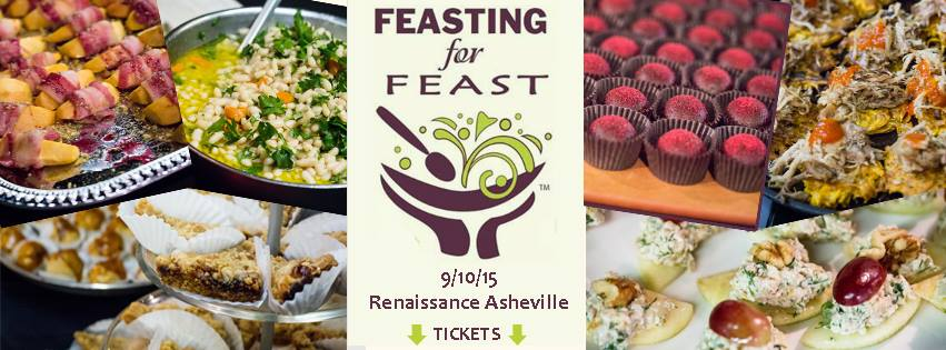 Feasting for FEAST 2015